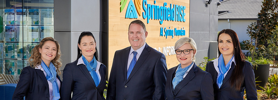 Springfield Rise Property Management Team