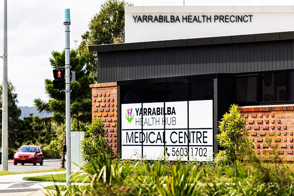 Yarrabilba Health Club