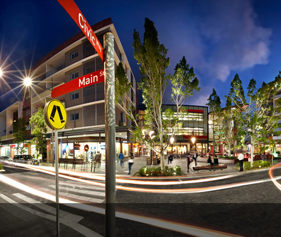 The New Rouse Hill Community