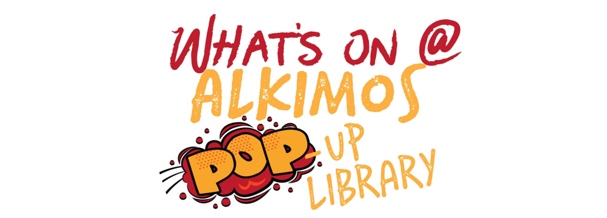 What's on at Alkimos Pop Up Library - Feb 19